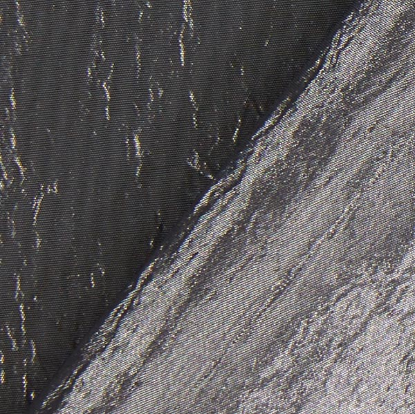 Tissu taffetas Crash – gris schiste