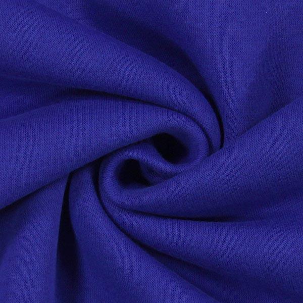 Sweatshirt rugueux – bleu roi