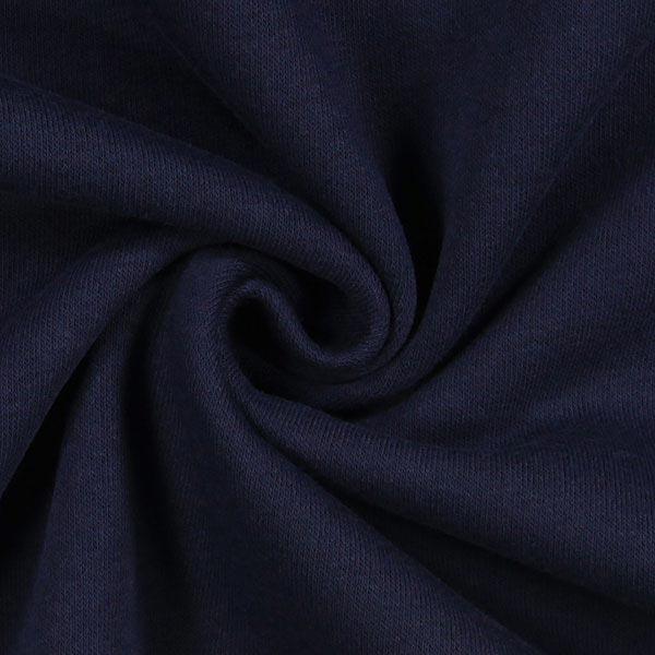 Sweatshirt rugueux – navy