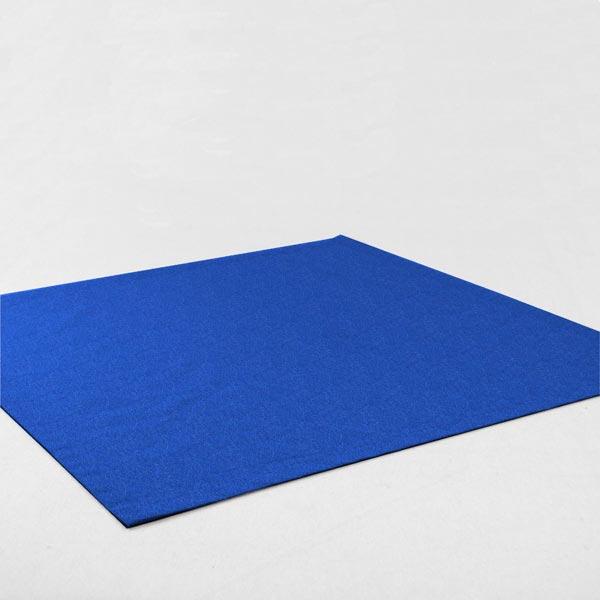 Feutrine 90cm / épaisseur de 1mm – bleu roi