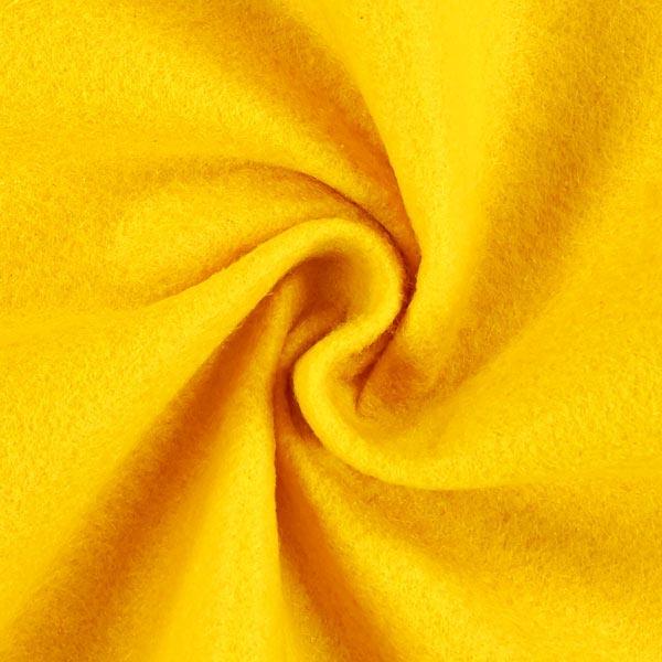 Feutrine 90cm / épaisseur de 1mm – jaune