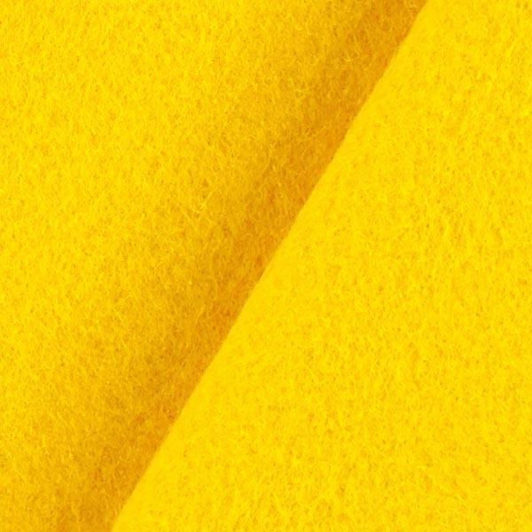 Filz 90cm / 1mm stark – gelb