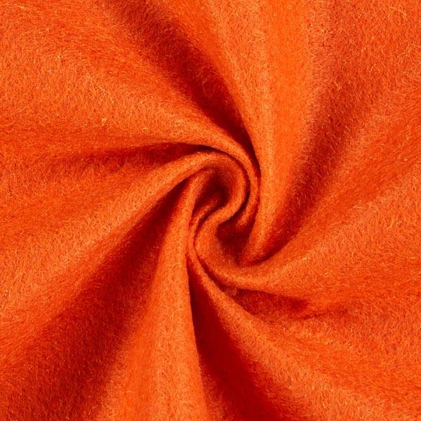 Feutrine 90cm / épaisseur de 1mm – rouge-orange