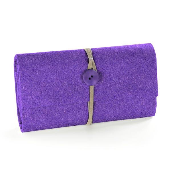 Filz 90cm / 1mm stark – lavendel