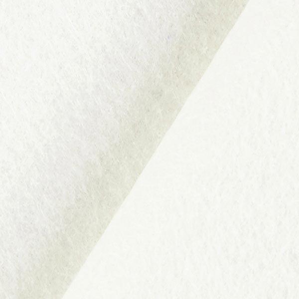 Filz 90cm / 1mm stark – weiss