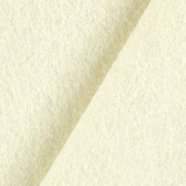 Filz 90cm / 1mm stark – wollweiss