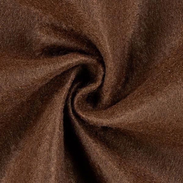 Filz 90cm / 1mm stark – schokolade