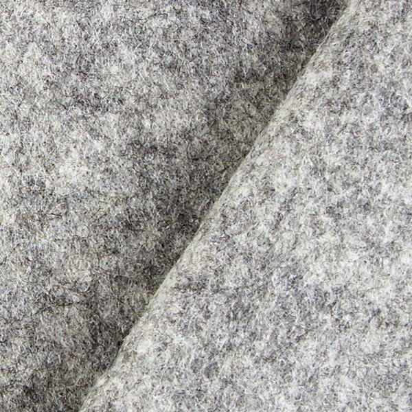 Feutrine 90cm / épaisseur de 1mm Chiné – gris