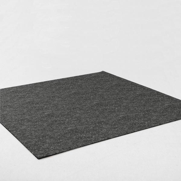 Filz 90cm / 1mm stark – dunkelgrau