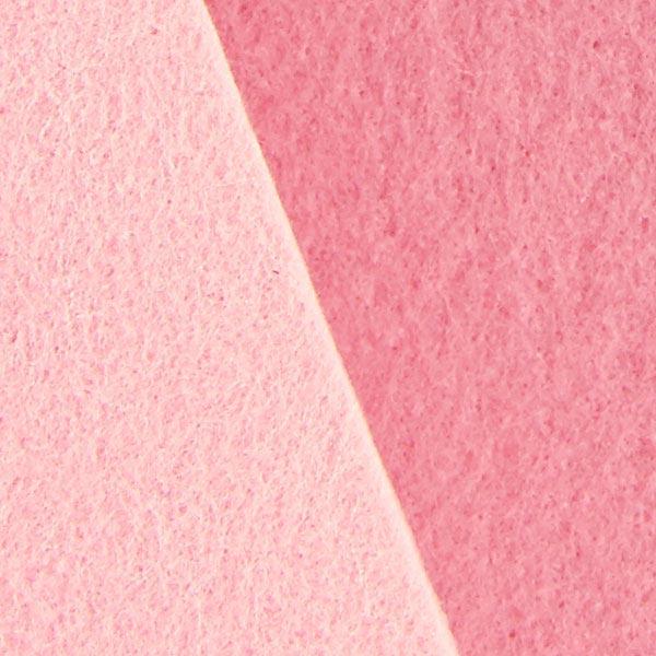 Feutrine 90cm / épaisseur de 3mm – rose clair