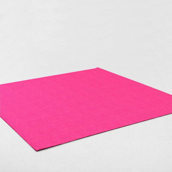 Feutrine 90cm / épaisseur de 3mm – rose vif