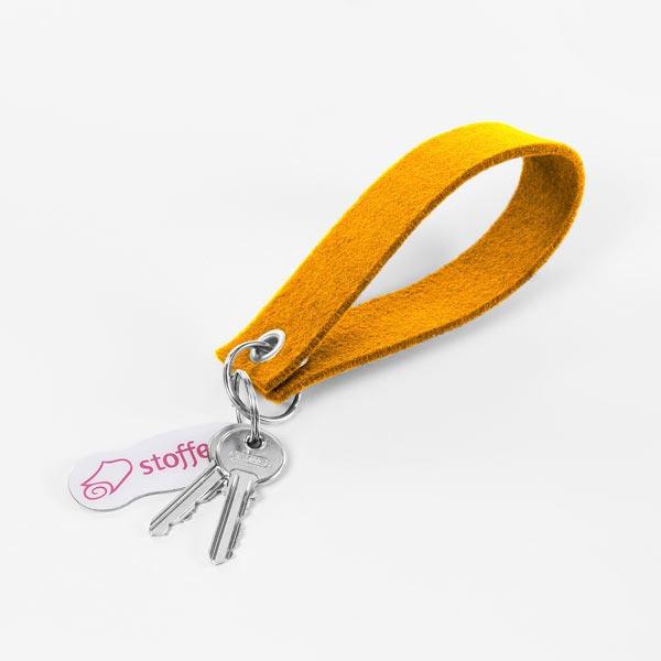 Feutrine 90cm / épaisseur de 3mm – orange