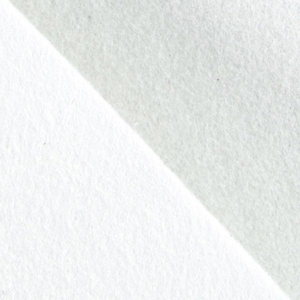 Filz 90cm / 3mm stark – weiss