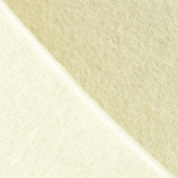 Filz 90cm / 3mm stark – wollweiss
