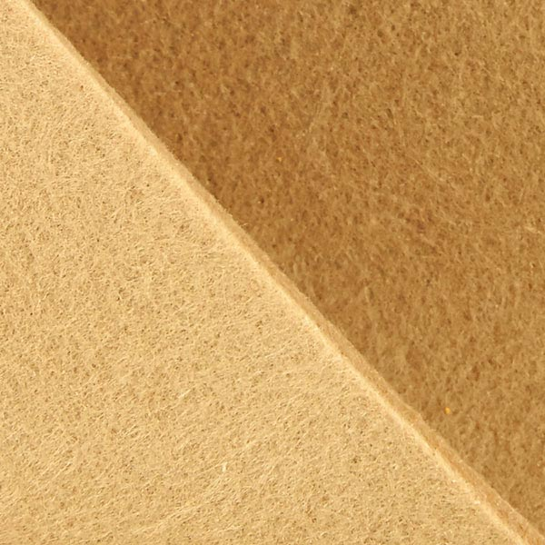 Feutrine 90cm / épaisseur de 3mm – beige foncé