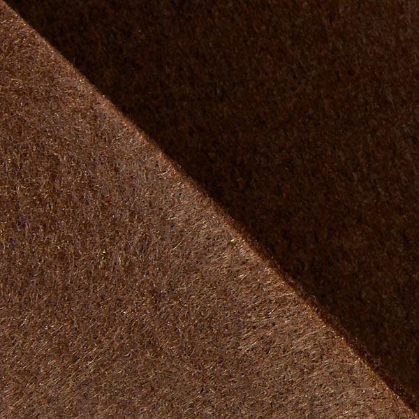Feutrine 90cm / épaisseur de 3mm – chocolat