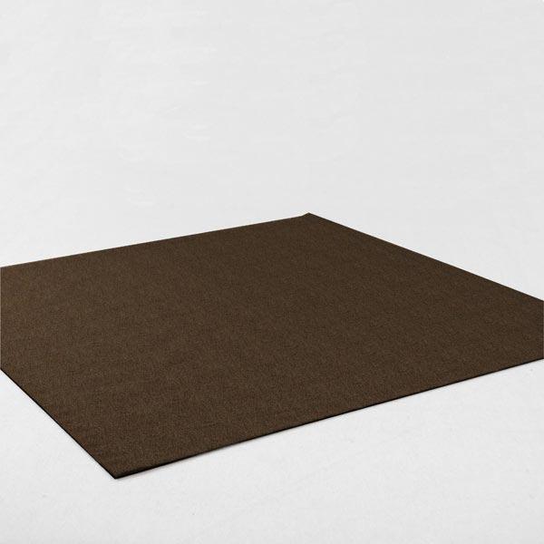 Filz 90cm / 3mm stark – dunkelbraun