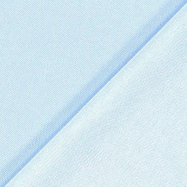 Charmeuse – bleu clair