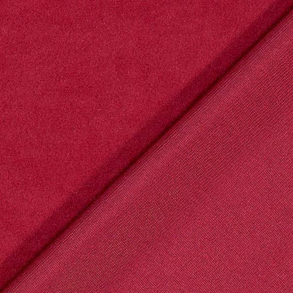 Micro velours Alova – rouge rouille
