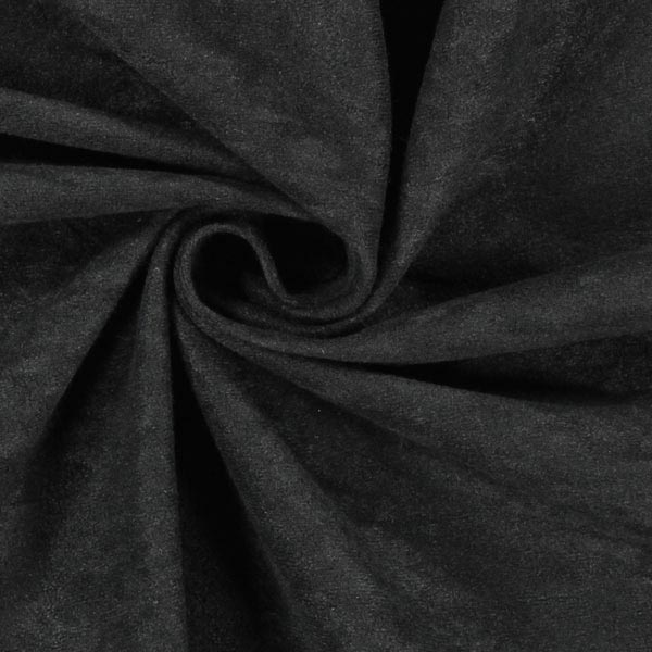 Micro suédine Alova 7 – noir