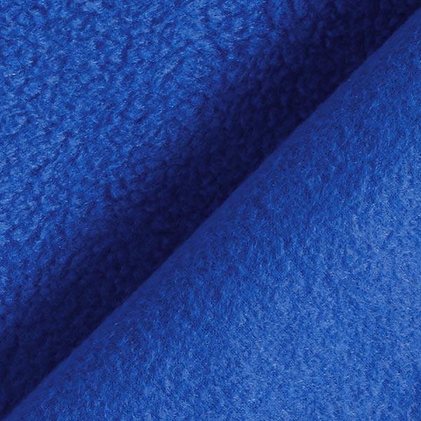 Tissu polaire - bleu royal