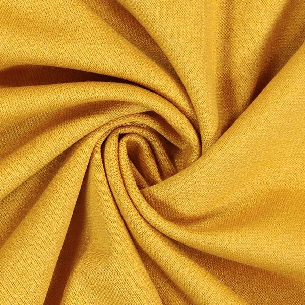 Jersey romanite Classique – moutarde