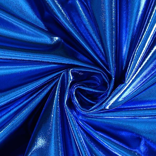 Jersey feuille – bleu