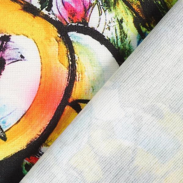 Jersey Mélange multicolore