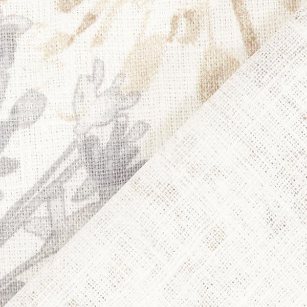 Toile ramie Allium – écru/beige