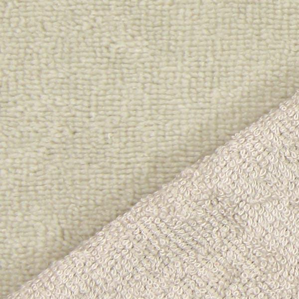 Tissu éponge Bambou  – sable