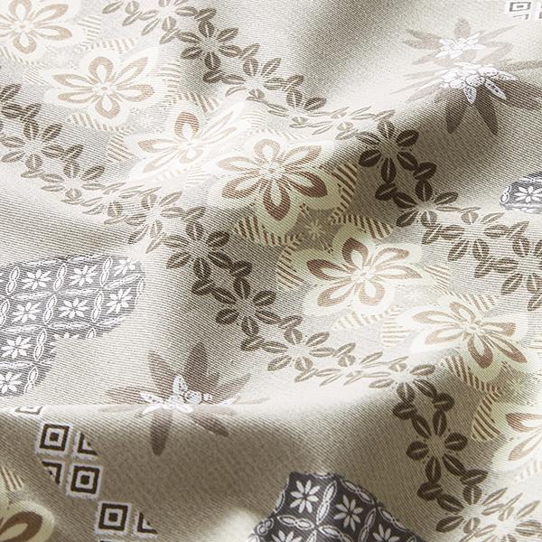 Tissu de décoration Sergé Edelweiss – beige