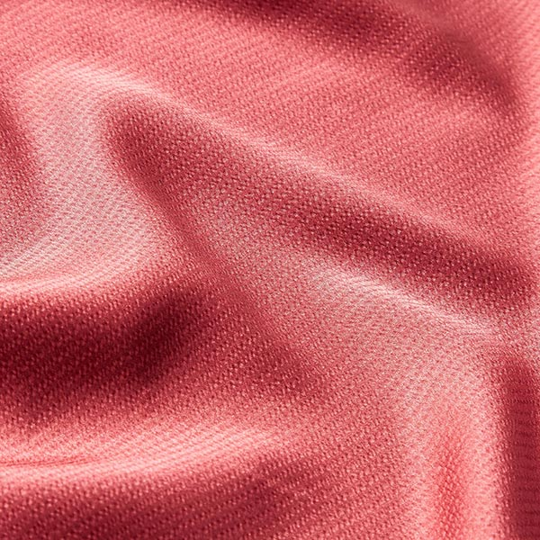 Satin stretch tissu structure – rouge rouille
