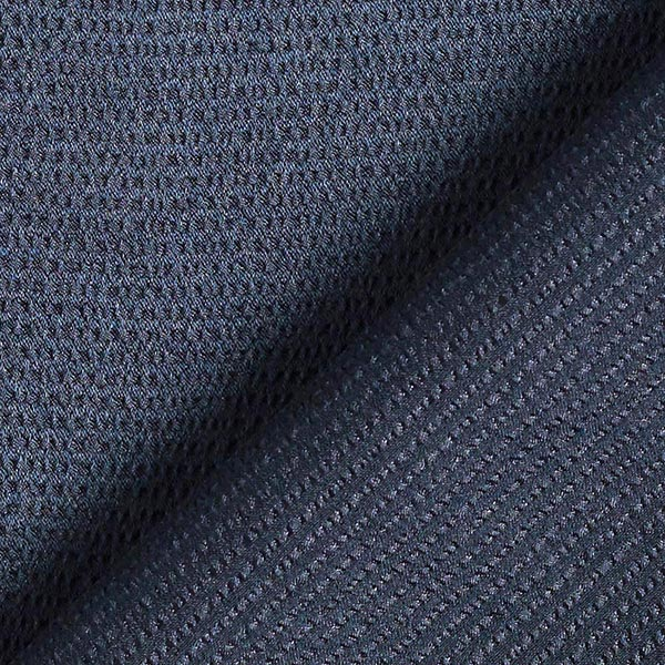 Satin stretch tissu structure – navy