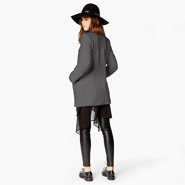 Velours Uni – gris
