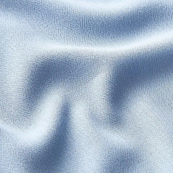 Tissu en crêpe viscose – bleu clair
