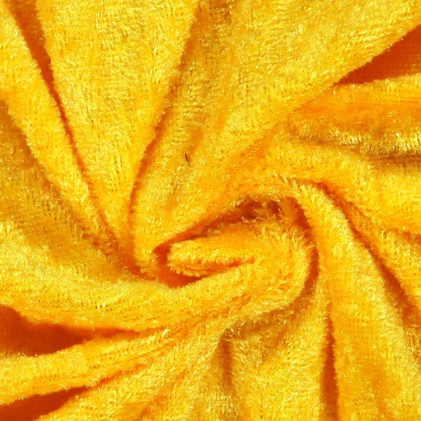 Pannesamt - gelb