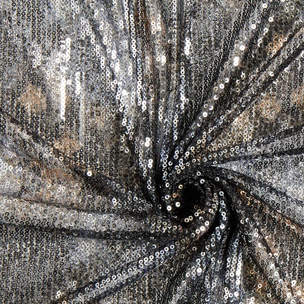Softmesh Paillettes Aspect serpent – anthracite