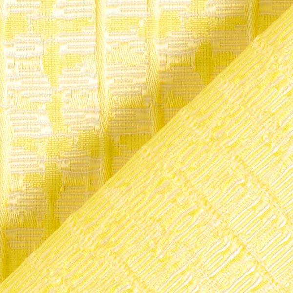 Jacquard Cloqué Sunday Brunch – jaune clair
