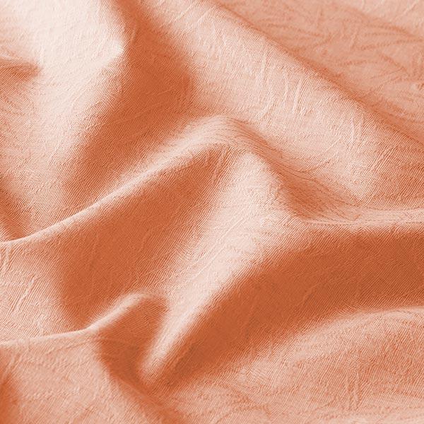 Tissu en coton pour chemisier Jacquard – saumon