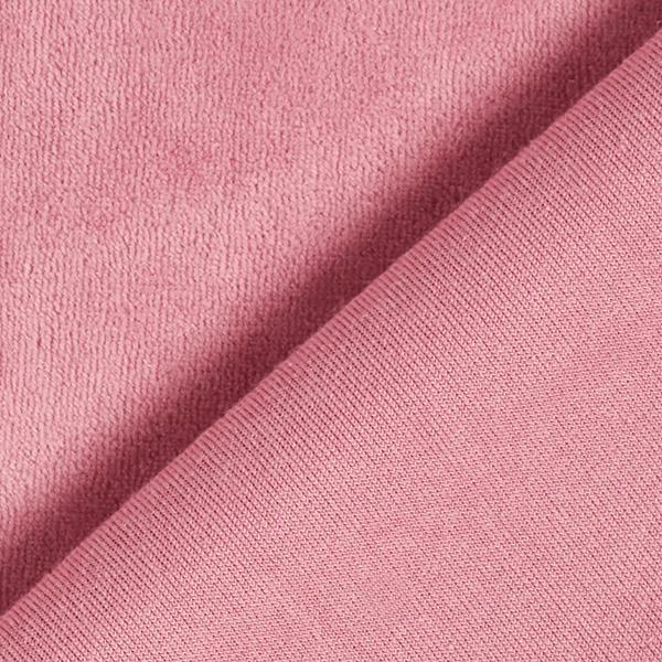 Tissu Nicki Uni – vieux rose