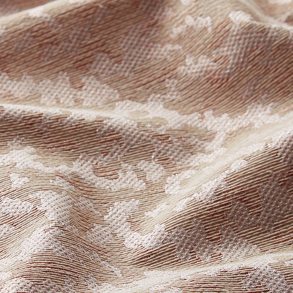 Jacquard Camouflage effet scintillant – rose clair