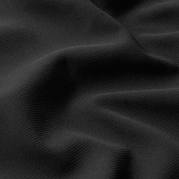 Scuba Rayures horizontales fines – noir