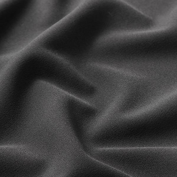 Scuba Crêpe Uni – noir