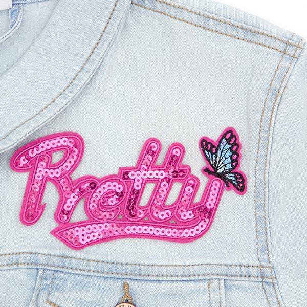 Patch Pretty (14,3 x 7,1 cm)