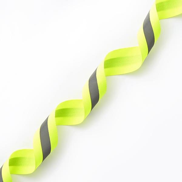 Reflex-Ribsband – neongelb