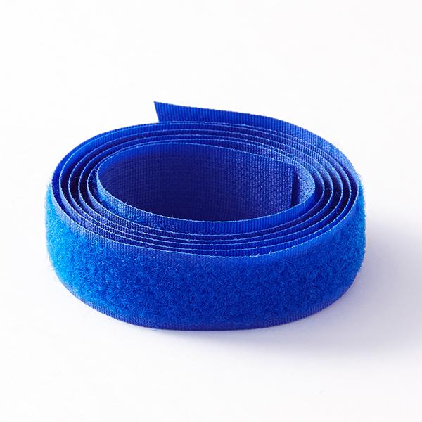 Ruban-velours [22 mm] – bleu roi