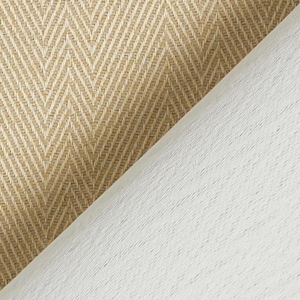 Tissu occultant Chevrons – beige