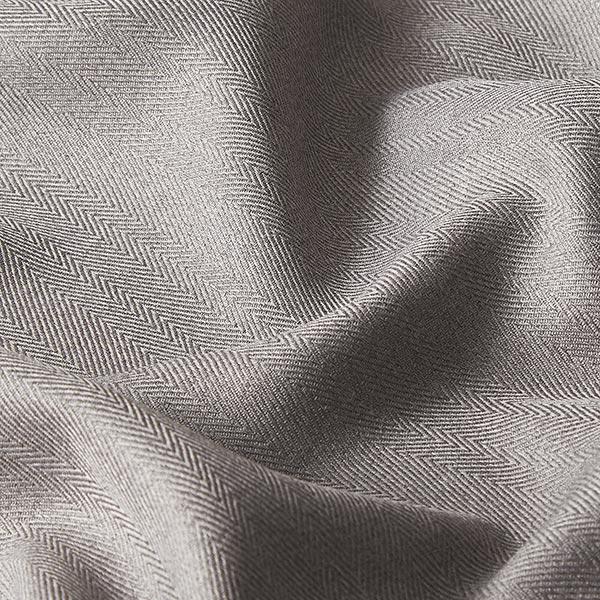 Tissu occultant Chevrons – gris