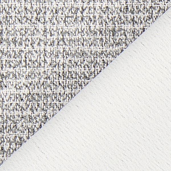 Tissu occultant texturé 6 – gris clair
