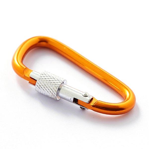 Mousqueton – orange